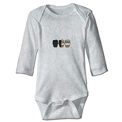 (Need A Refill Infant Baby Boys Girls Clothing Shirts Long Sleeves Rompers)