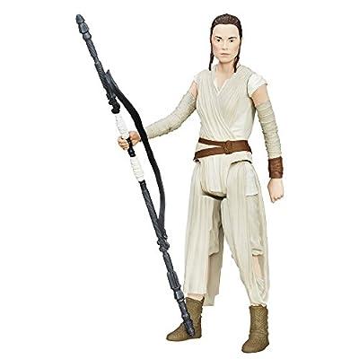 Star Wars: The Force Awakens Hero Series Rey (Jakku)