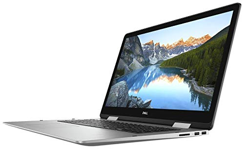 "Inspiron 17 7000 I7786 2-in-1 17.3"" Touch-Screen Laptop 8th Gen Intel i7-8565U 8MB Cache, up to 4.6 GHz NVIDIA GeForce MX150 with 2GB GDDR5 USB-C Port (6TB SSD