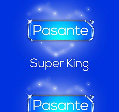 Pasante Condoms inches Widest condom product image