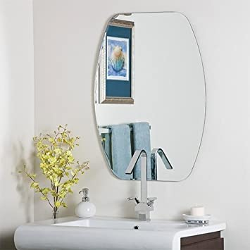 SDG Frameless Bathroom Mirror M 104