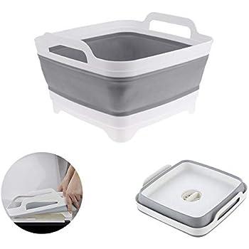 Amazon.com: Joseph Joseph 85102 Wash & Drain Plus Dishpan
