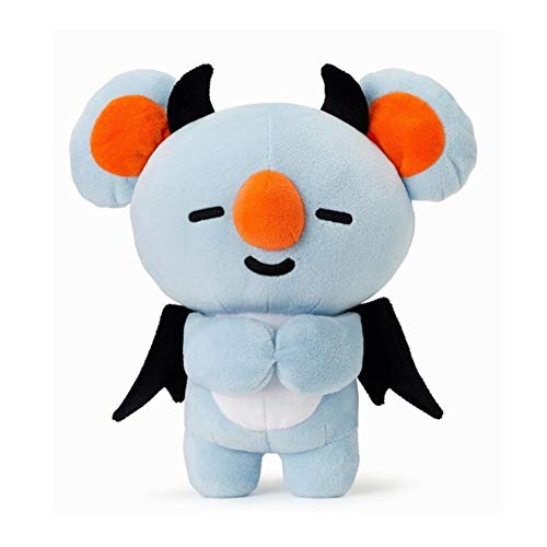 kpop bts plush toy BTS Plush Toys Stuffed Dolls Halloween Plush Toy Soft Plush Doll Gift For Kids Drop ()