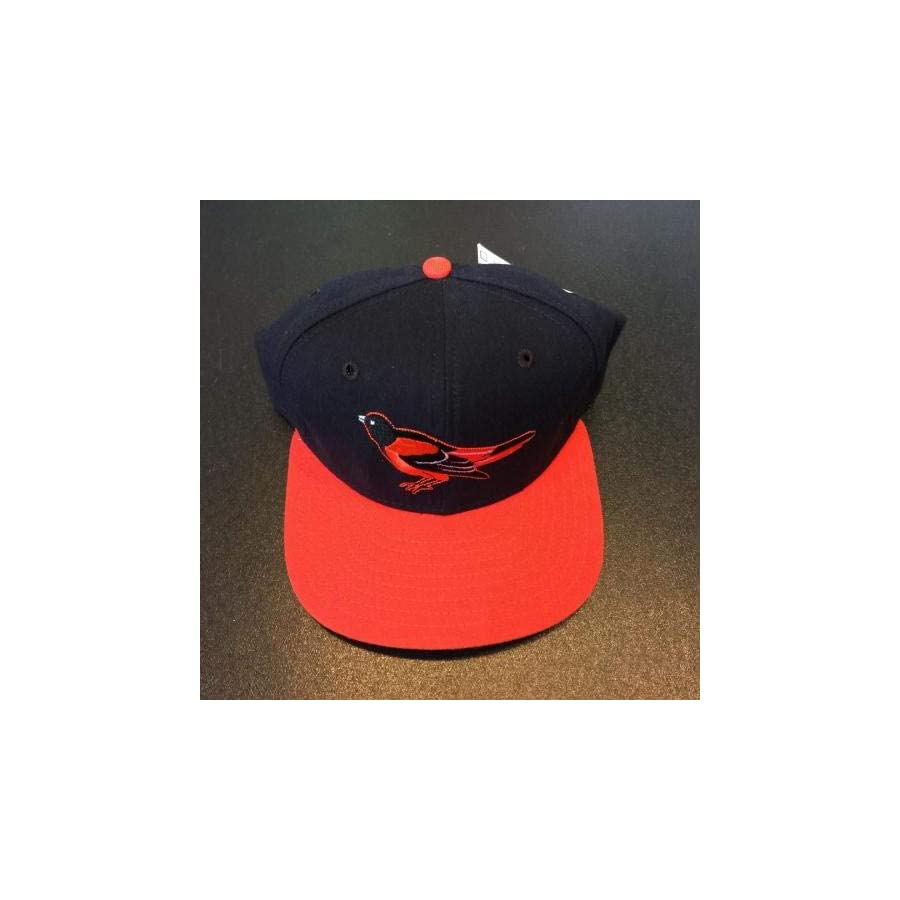 Frank Robinson #20 MVP 1961 1966 Signed Baltimore Orioles Hat Cap COA JSA Certified Autographed Hats
