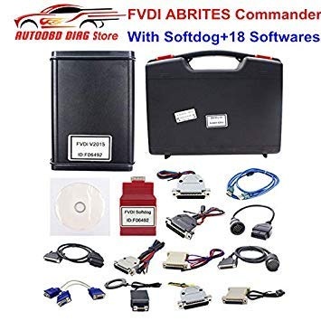 Codescan Fly FVDI ABRITES Commander Full Version FVDI V2015 Diagnostic Tool with 18 Software Better Than 2014 FVDI ABRITES