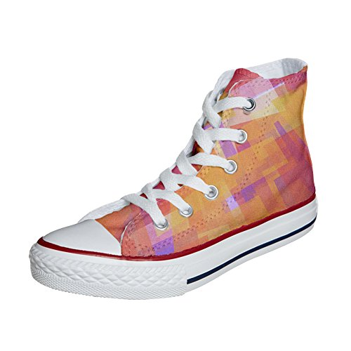 Converse All Star zapatos personalizados (Producto Artesano) Abstract