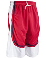 Better Wear Basketball Shorts for Men - Mesh Design Activewear with Side Pockets