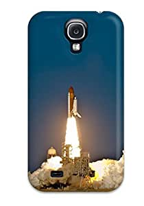 New Style CaseyKBrown Space Shuttle Discovery Launch Premium Tpu Cover Case For Galaxy S4 by mcsharks