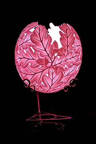 Ostrich Egg Lamp - 3