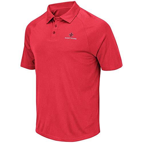 (Mens Louisiana Lafayette Ragin' Cajuns Wellington Polo Shirt - M)