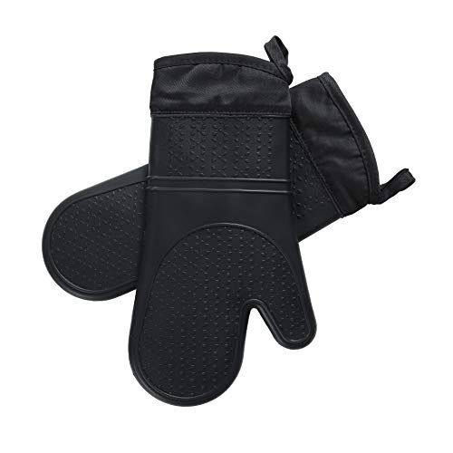 ARCLIBER Silicone Oven Mitts Professional