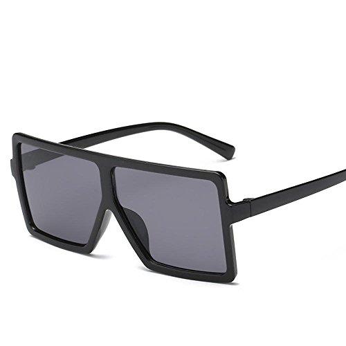 Aoligei L'Europe et les États-Unis personnalité rétro tendance lunettes de soleil fashion-cent gros frame lunettes de soleil XoiK7pKDz