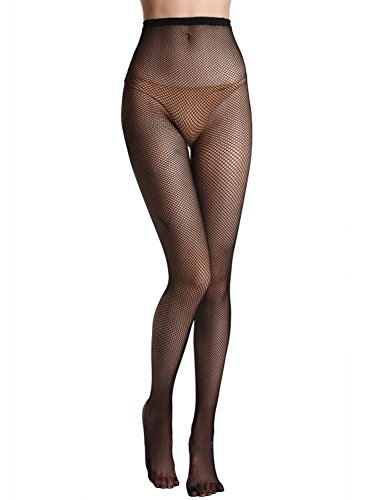 (Florboom Fishnet Stockings Diamond Net Tights Mesh Pantyhose for)