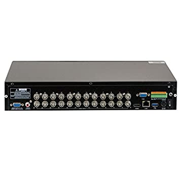 32 Channel Full 1080P Video Recording Security Standalone DVR with HDMI VGA 1080P Video Output for HD-TVI AHD CVI 960H Surveillance Camera Pre-installed 4TB HDD, 4x HDD bay, up to 32TB total