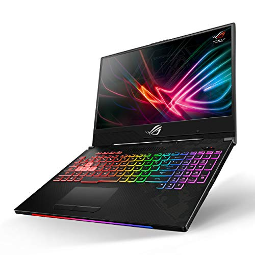 "Asus ROG Strix Scar II Gaming Laptop, 15.6"" 144Hz IPS Type Full HD, NV"