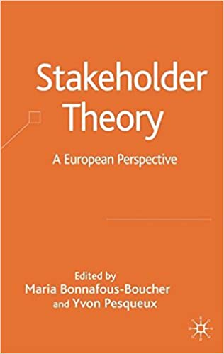 Book Stakeholder Theory: A European Perspective