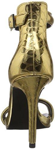 Gold Tobillo 710 Al Atado Cole para Kenneth Dorado Mujer Brooke wg8Og7