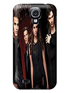 3D cool movie stars tpu skin back cover case with texture for Samsung Galaxy s4 of The Vampire Diarie in Fashion E-Mall by Maris's Diary