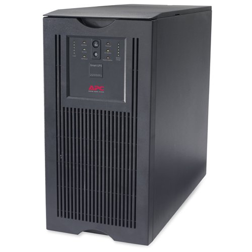 APC Smart-UPS XL SUA2200XL 2200VA 120V Tower/Rack Convertible UPS System (Discontinued by Manufacturer)