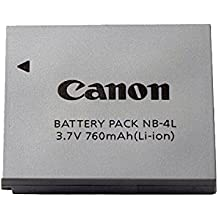 Canon Battery Pack NB-4L For Powershot SD1100, SD960 IS, & SD780 IS