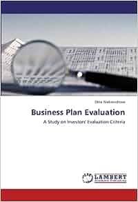 Amazon.com: Business Plan Evaluation: A Study on Investors