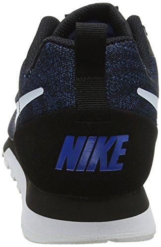 da Nike Black Scarpe Uomo 007 blue Runner MD White Nebula ENG 2 Basse Nero Ginnastica Mesh qBafqYr