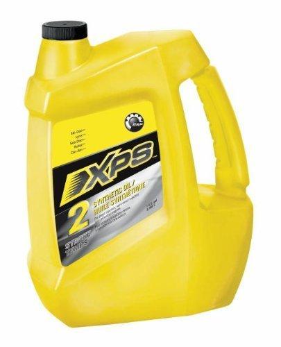 Ski-Doo XPS 2-Stroke Fully Synthetic Oil 1 Gallon (Brp Ski Doo)