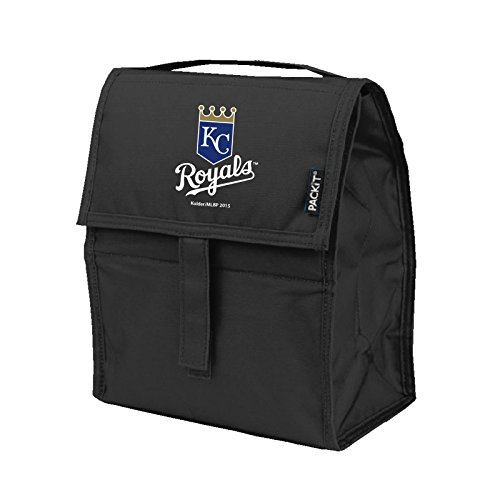 MLB Kansas City Royals Packit Freezable Lunch Bag, Blue ()