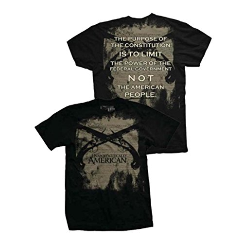 The Purpose of the Constitution T-shirt by Ranger Up, Unapologetically American