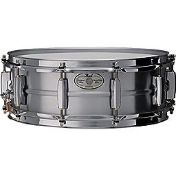 Pearl Sensitone Elite Beaded Aluminum Snare 14 x 5 in.