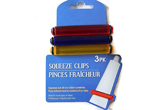 Squeeze Clips Squeeezer Assorted Colors product image