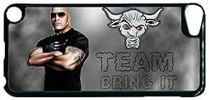 The Rock - Dwayne Johnson - WWE v4Apple iPod 5 Case