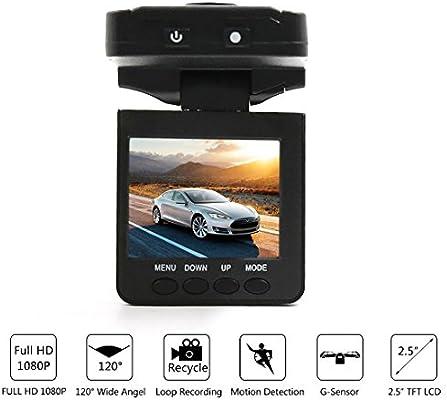 Amazon.com: eDealMax 2,5 TFT LCD de pantalla HD 1080P 120 Gran ...