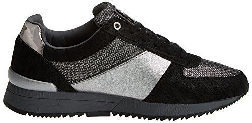 Black Mujer Zapatillas XTI Negro 047302 UInxq5R