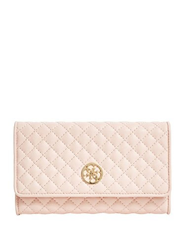 GUESS Classic Quilted Wallet Pouch