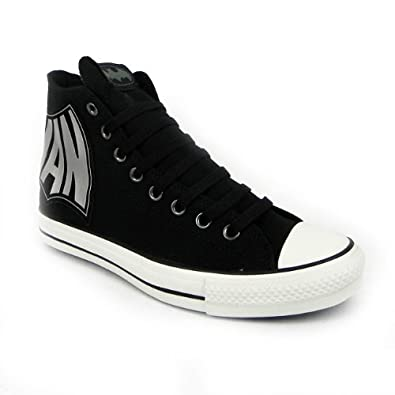 b4e4d1db3af1 Converse Chuck Taylor Spacial Batman Hi Unisex Plimsolls Canvas Trainers   Amazon.co.uk  Shoes   Bags