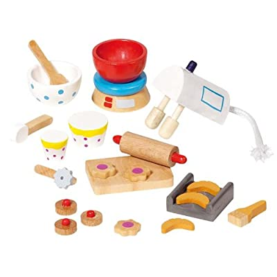 Goki Baking Accessories: Toys & Games