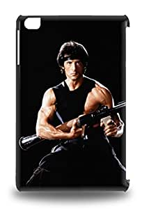 Awesome 3D PC Case Cover Ipad Mini/mini 2 Defender 3D PC Case Cover Sylvester Stallone American Male Sly Rocky ( Custom Picture iPhone 6, iPhone 6 PLUS, iPhone 5, iPhone 5S, iPhone 5C, iPhone 4, iPhone 4S,Galaxy S6,Galaxy S5,Galaxy S4,Galaxy S3,Note 3,iPad Mini-Mini 2,iPad Air )