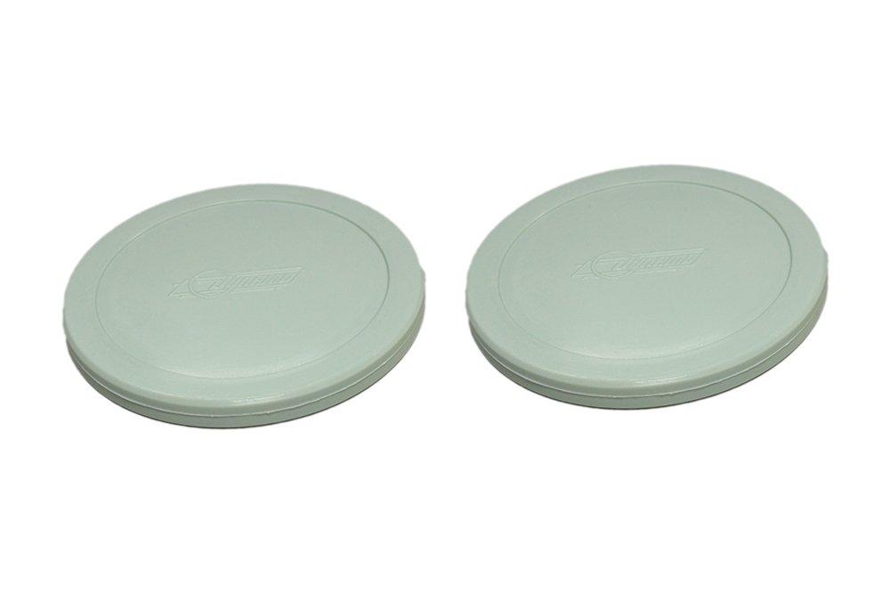 Air Table 2 Quiet White Pucks Large 3.25''