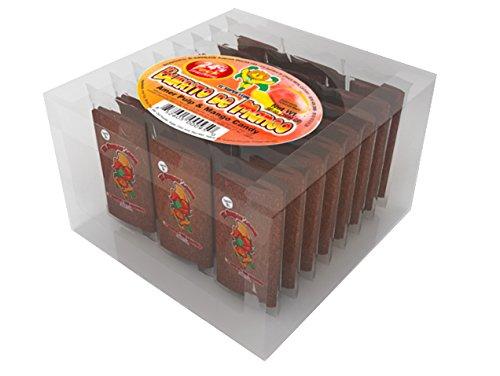 El Super Leon Burrito de Mango Amer Pulp & Mango Candy 2.5 oz / 24 ct by El Super Leon