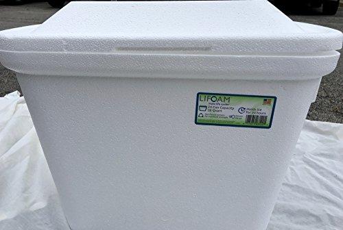 28QT Foam Ice Chest