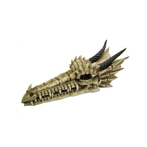 Draco Skull Incense Holder Nemesis Now