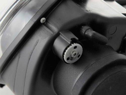 Noir FK Automotive FKFS8122 Phares