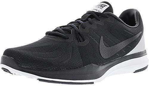 Nike Women's In-Season TR 7 PRM Training Shoe, Black/Chrome-White, 8