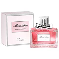 Bright and colorful, miss Dior absolutely blooming is a floral delight you will want to return to over and over again. its top notes of tangy red berries are joyful and striking. a positive and joyful harmony for a playful and irresistible mi...