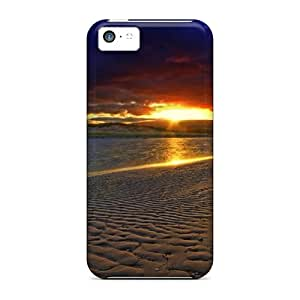 New Design Shatterproof XNb7357QeSY Case For Iphone 5c (beauty Is Pretty)