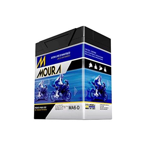 Bateria Moura Moto Ma6d 12v