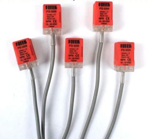 1Pcs PS-05P PNP NO 5mm Non-contact Detection Inductive Proximity Sensor S #n4650