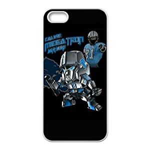 Detroit Lions iPhone 5 5s Cell Phone Case White SVD_608483