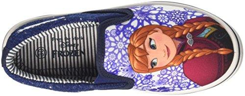 Disney S19469/Az - Slip On Niñas turquesa